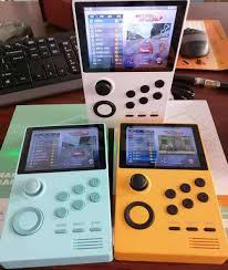 handheld game console A19 Pandora's Box Android <b>supretro 3.5</b> ...