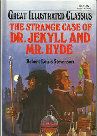 the strange case of dr jekyll and mr hyde great illustrated the strange case of dr jekyll and mr hyde great illustrated classics i dummitdown robert louis stevenson 9780866119610 amazon com books