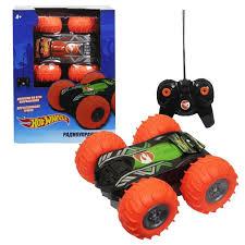<b>Радиоуправляемая машина</b>-<b>перевертыш</b> 1Тoy Hot Wheels ...