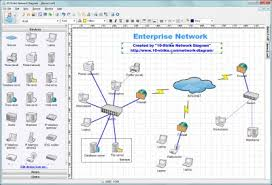 strike network diagram   create network maps with this powerful      strike network diagram   screenshot