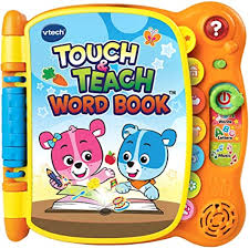 VTech Touch & Teach Word Book (Frustration Free ... - Amazon.com