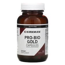Kirkman Labs, Про Био Голд, <b>гипоаллергенный</b>, 120 капсул (Ice ...