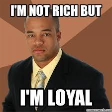 I'm not rich but via Relatably.com