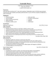 The Most Excellent Business Management Resume Ever   How to Write     retail sales associate resume objective clothing sales associate