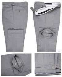 <b>Vitale Barberis Canonico</b> - 120s 2 Ply Summer Grey | брюки в 2019 ...
