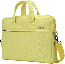 <b>Asus EOS</b> Briefcase Laptop Bag yellow: Amazon.co.uk: Computers ...