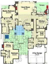 Tuscan Dream Home   Casita   HU   st Floor Master Suite    Floor Plan