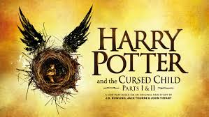 Image result for image of harry potter and the cursed child