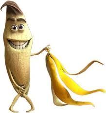 قشور الموز تساعد البشره في التخلص من الخلايا الميته
