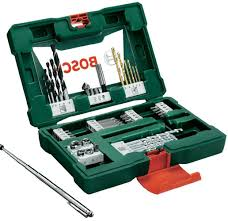 """<b>Набор принадлежностей Bosch</b> """"V-Line"""", 48 предметов — купить ..."""