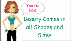 Image result for skinny vs curvy cartoon