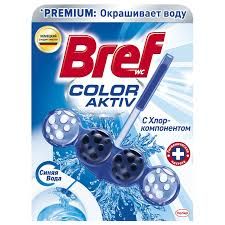 Блок <b>для унитаза</b> Bref | Магнит Косметик