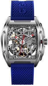 <b>CIGA Design</b> Z-Series Automatic <b>Mechanical</b> Skeleton Watch ...