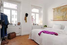 apartment cozy bedroom design:  excellent open floor plans ideas of sqm one bedroom apartment cozy original wood flooring bedroom