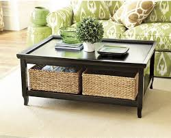 table large square storage drawers