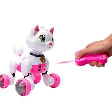 <b>Радиоуправляемая интерактивная кошка CS</b> toys Cindy - MG013 ...