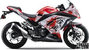 Hasil gambar untuk modifikasi ninja 250