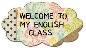 Resultado de imagen para WELCOME TO THIS CLASS