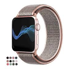 Suwikeke Compatible with Apple Watch Band 38mm ... - Amazon.com