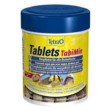 <b>Корм</b> для всех видов донных рыб <b>Tetra Tablets TabiMin</b> 58 таб./30 ...