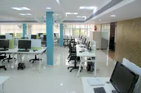software company office. workstation software company office 2