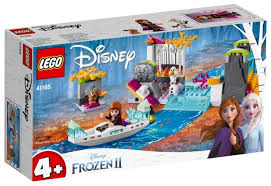 <b>Конструктор LEGO Disney</b> Princess 41165 Экспедиция Анны на ...