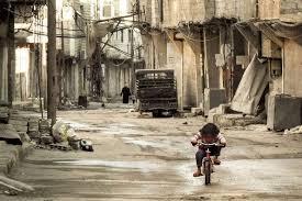 Afbeeldingsresultaat voor oorlog syrie doden kinderen