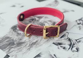 <b>Ошейники</b> из кожи ручной работы для собак Lewski | <b>Кожаный</b> ...