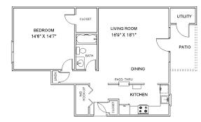 floor plans: apartment floor plans one bedroom embassy floor plan apartment floor plans one bedroom