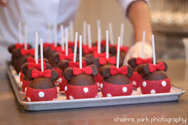 Image result for minnie mouse apple disneyland