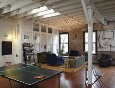 bachelor pad style brooklyn loft i would add my picture on the wall though bachelor pad ideas
