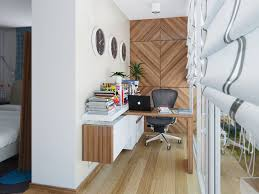 decoration great modern small office area design ideas with stylish hanging desk moving design and astounding ikea desk chair decorating