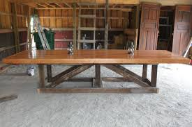 How To Build A Dining Room Table White Farmhouse Dining Room Table Image Size S M L F Shab