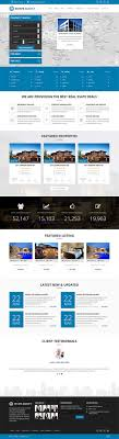 realestateagency responsive html5 real estate template real estate agency