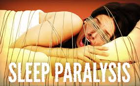 Sleep Paralysis - infolabel.blogspot.com