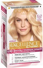 Купить <b>Крем</b>-<b>краска для волос Loreal</b> Paris Excellence creme ...
