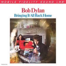 <b>Bob Dylan</b> - <b>Bringing</b> It All Back Home Mono Hybrid SACD