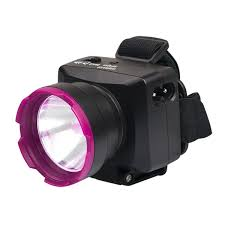 Купить <b>Фонарь налобный LED</b> AccuFH7-L3W черный ...