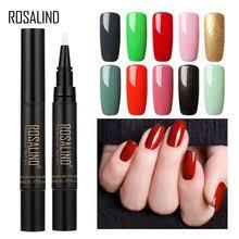 nail brush 4 colors double