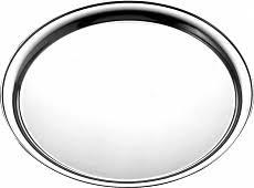 Купить <b>Поднос круглый</b> 400 мм <b>TRAMONTINA</b> из нержавеющей ...