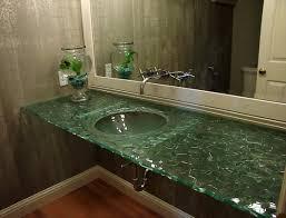 ideas glass vessel bathroom sinks bvg