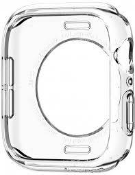 <b>Ремешок</b> для смарт-часов SPG Apple Watch 4 44mm, прозрачный