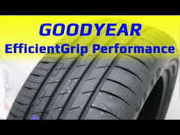 <b>Goodyear EfficientGrip Performance</b> /// Обзор - YouTube