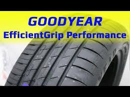 <b>Goodyear EfficientGrip Performance</b> /// Обзор - YouTube