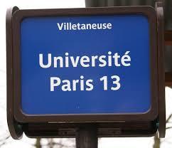 """Résultat de recherche d'images pour """"image enseignant université Paris 13"""""""