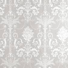 room elegant wallpaper bedroom: room gt bedroom gt wallpaper gt josette white