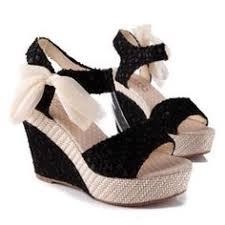 <b>VTOTA Woman Platform Sandals</b> High Heels Sandals Wedge ...