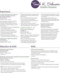 tovah schnorr graphic designer resume pdf middot resume