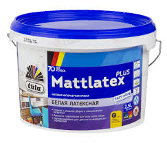 <b>Краска</b> ВД <b>Dufa Retail</b> MATTLATEX PLUS (база 1) 10л купить в ...