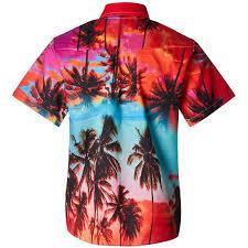 <b>Summer Men</b> Short Sleeve Hawaiian <b>Shirt</b> Hawaii <b>Shirt</b> Style <b>Casual</b> ...
